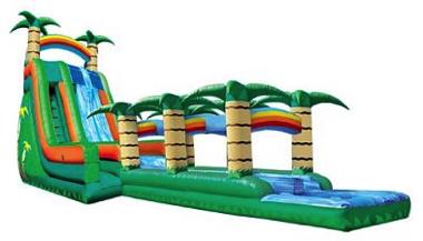 Inflatable Water Slides Lake City Fl
